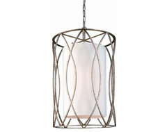 Circlet Lantern contemporary-pendant-lighting