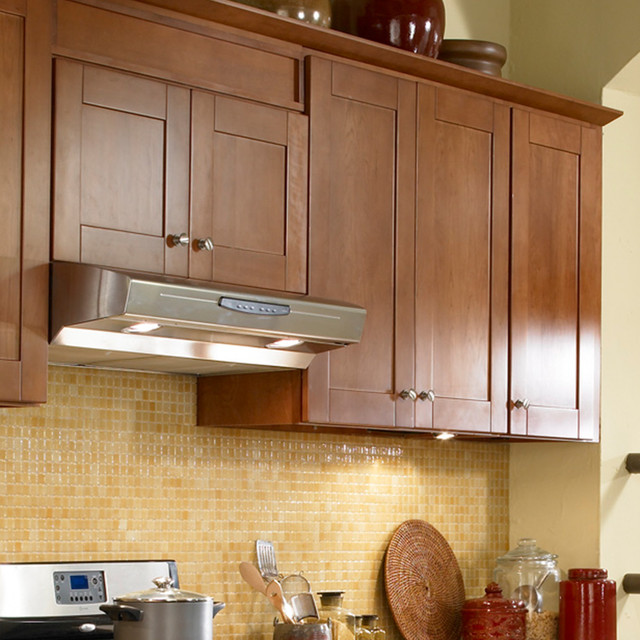 ... Myers Montauk Cherry Kitchen Cabinets contemporary-kitchen-cabinets