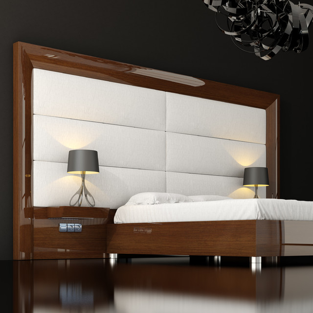 contemporary headboards. Black Bedroom Furniture Sets. Home Design Ideas