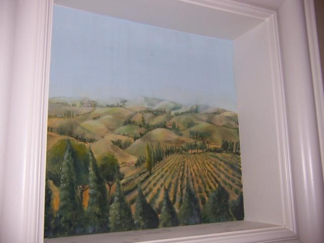 Trompe L'oeil Rooms & Accents mediterranean