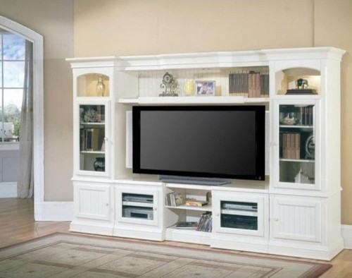 Parker House Entertainment Center, Hartford - Modern ...