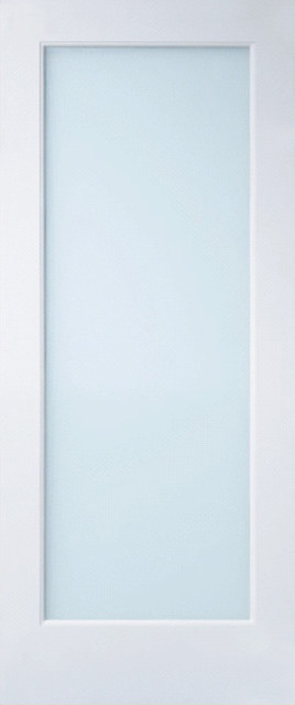 White Laminate Interior Doors By American Building Supply