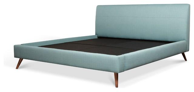 Dane Full Bed Sofa-Calvin Chocolate contemporary-beds