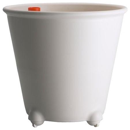 Ikea ps fej self watering plant pot scandinavian for Indoor wall planters ikea