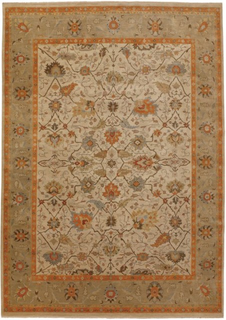 Heirloom Rug Collection traditional-rugs