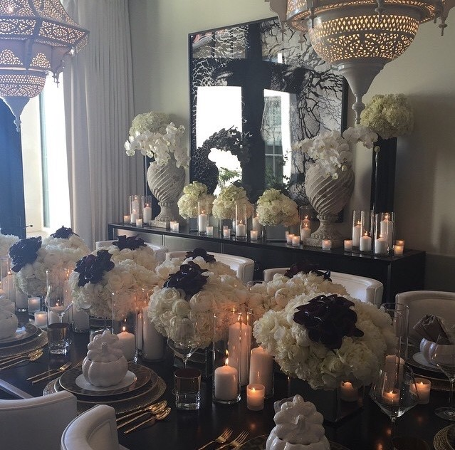 Dream Dining Room Khloe Kardashian 39 S House