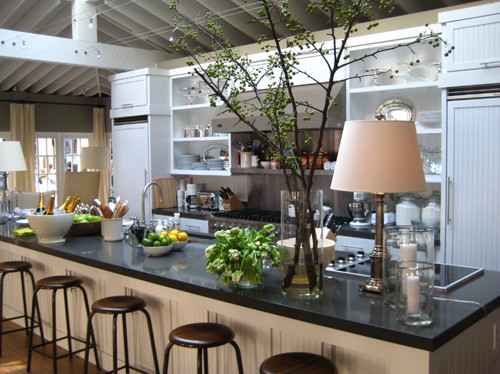 Barefoot contessa 39 s home kitchen recreated for Huzz house