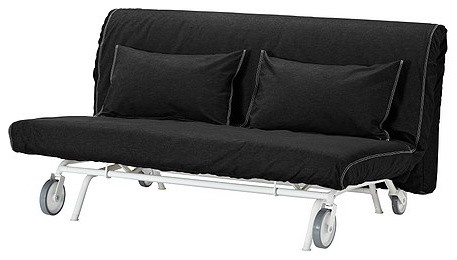 Sofa Bed With Wheels Ikea Ps L 214 V 197 S Sofa Bed The Casters