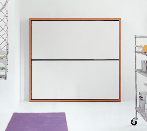 lollipop fold away bunk beds modern murphy beds by. Black Bedroom Furniture Sets. Home Design Ideas