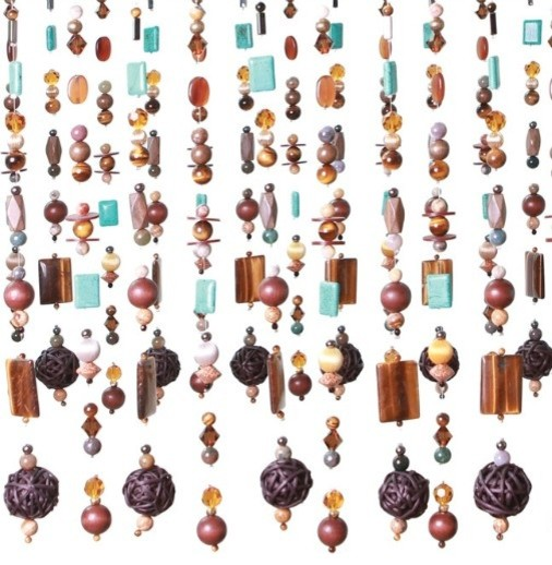 Ethnic Chic Beaded Strands - eclectic - accessories and decor - by ...