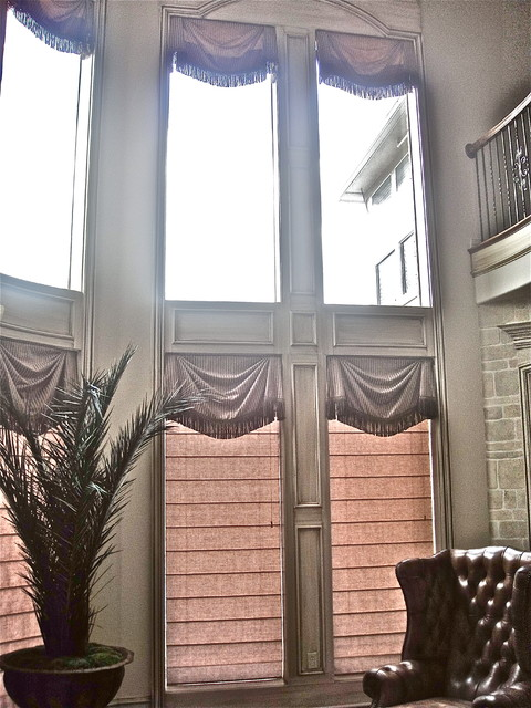 Residential Interiors Traditional Window Treatments