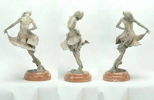 Richard MacDonald sculpture mediterranean