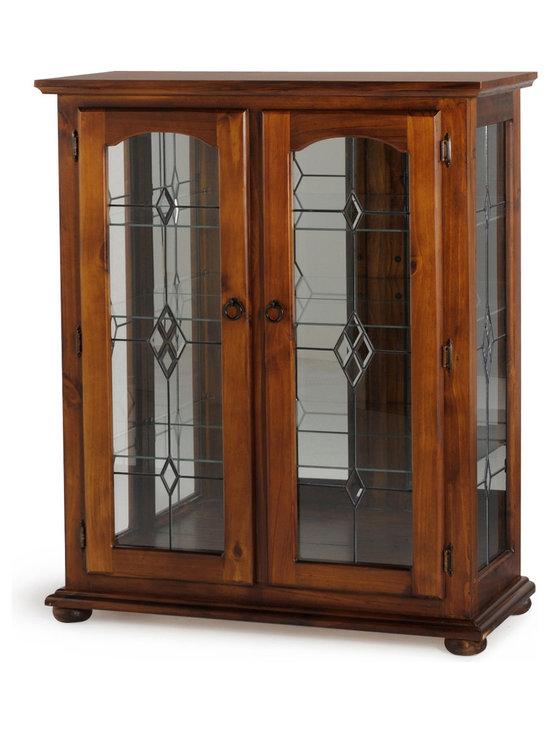 Storage Cabinet - Anne Display Cabinet