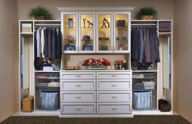 Closet modern-closet-organizers