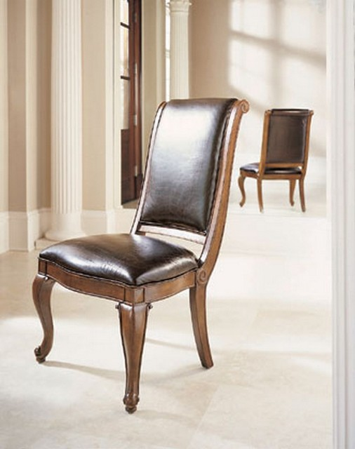 traditional dining chairs atlanta by national furniture supply