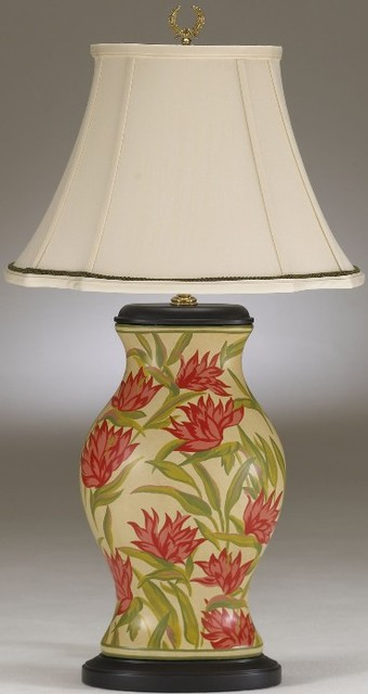 Bird of Paradise Table Lamp traditional-table-lamps