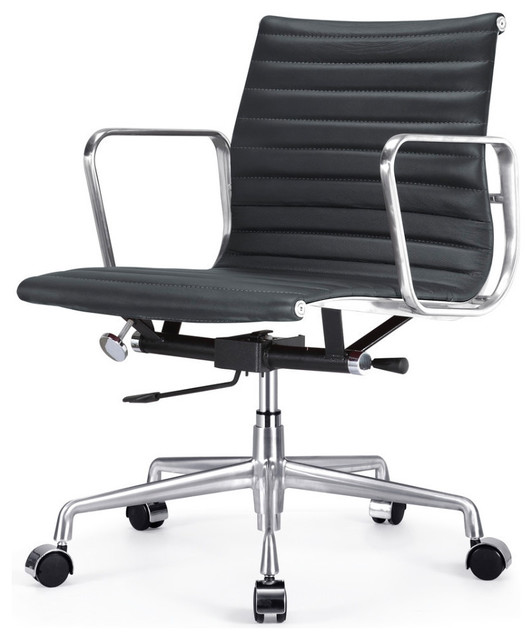 aluminum group style office chair black contemporary office chairs