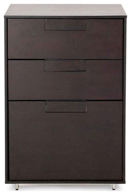 Blu Dot Series 11 File Pedestal modern-filing-cabinets