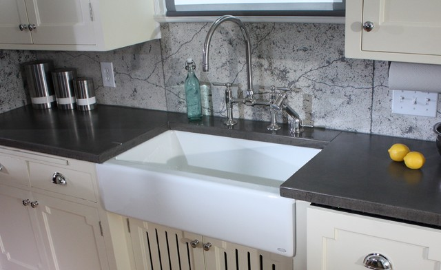 Concrete Countertops Eclectic Kitchen Countertops