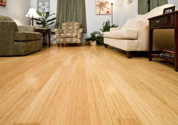 Morning star vertical carbonized bamboo hardwood for Morningstar wood flooring