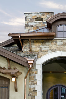 copper gutters are a practical & beautiful home renovation