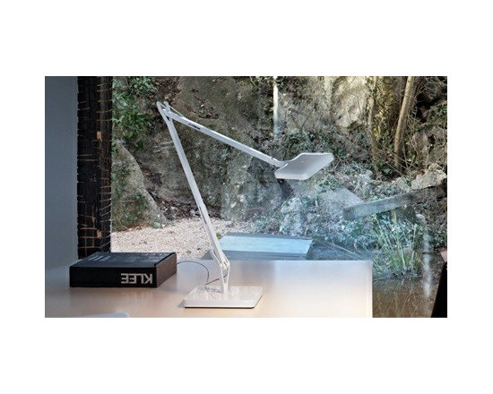 Kelvin Led Floor Lamp By Flos Lighting - Flos Kelvin LED is pushing the technology.
