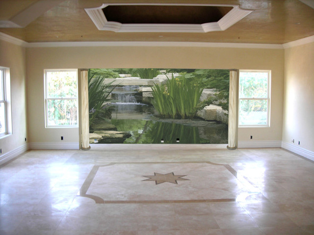 Faux Finish, Faux Painting, Faux Finishing,Murals, Stencil, Ceiling Designs traditional