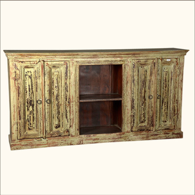 ... TV Screen Cabinet Media Console - Entertainment Centers And Tv Stands