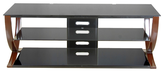 techni mobili stylish modern 65 inch tv stand in black modern entertainment centers and tv. Black Bedroom Furniture Sets. Home Design Ideas