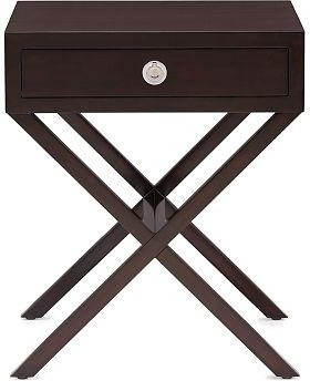 Hudson Side Table contemporary-side-tables-and-end-tables