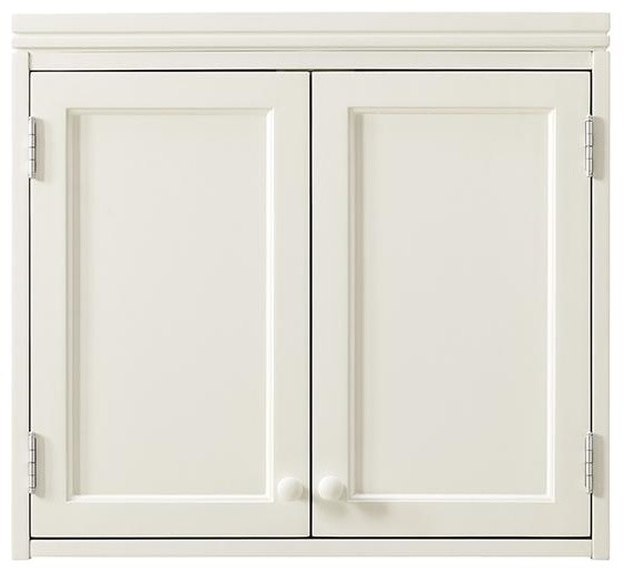 Martha Stewart Living™ Laundry Storage Wall-Mounted Cabinet - Traditional - Medicine Cabinets