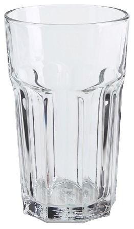 Ikea hylleplate glass