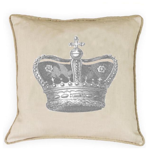 Collection of 100% linen pillows eclectic-decorative-pillows