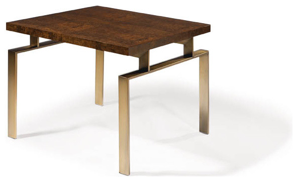Bentley Lamp/End Table from Thayer Coggin modern-side-tables-and-end-tables