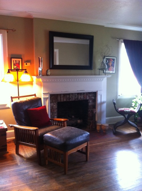 Design Narrow Living Room: Help! Long Narrow Living Room With 2 Off-set Archways