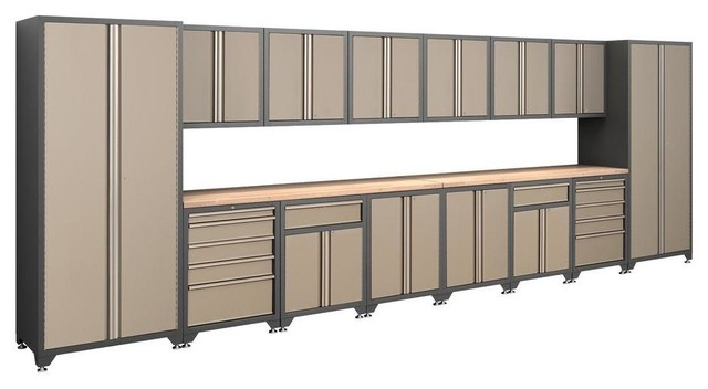 ... Cabinets Pro - Contemporary - Garage And Tool Storage - by Home Depot