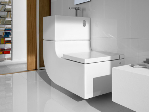 W+W Toilet contemporary-toilets