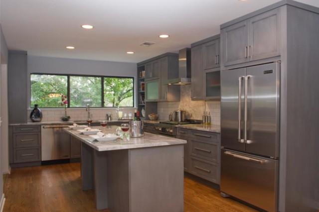 Bremtown contemporary-kitchen