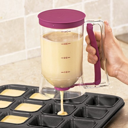 Batter Dispenser contemporary kitchen tools