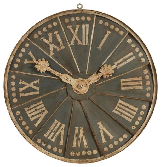 European Clock Dial Fragment traditional-clocks