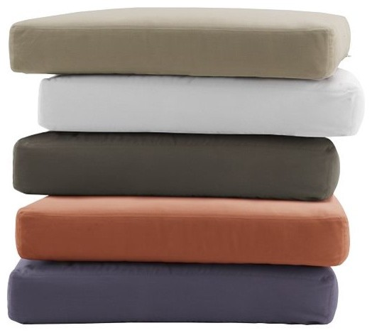 Tillary Outdoor Cushion Covers - modern - outdoor pillows - by