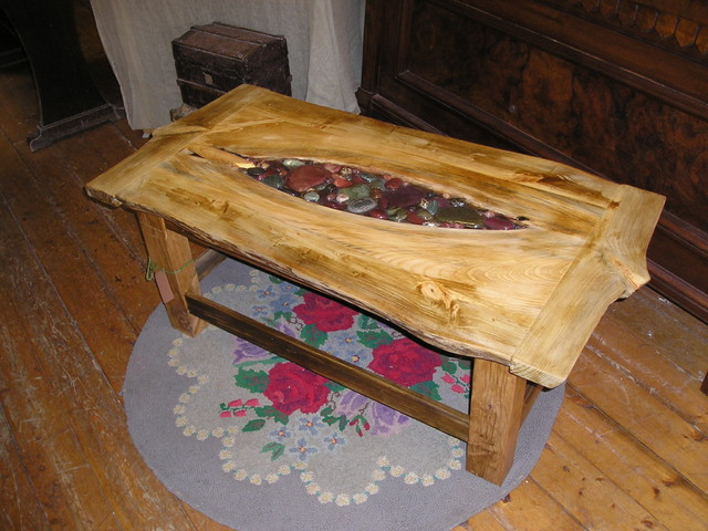 Log Furniture Rustic Coffee Tables Other Metro By Blue Dog Furniture