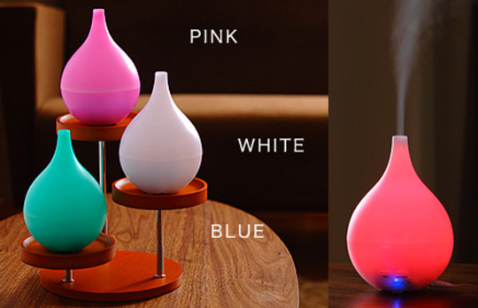 Humidifier Aroma Diffuser Light contemporary-humidifiers-and-purifiers