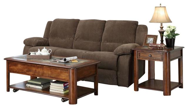 Coffee Table Set W Slate Coffee Table Set W Slate
