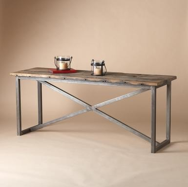 TUGBOAT CONSOLE midcentury-dining-tables