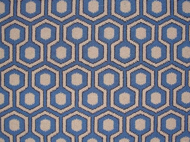 David Hicks Hexagon House Contemporary Rugs By