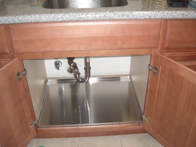 Under the Sink Trays