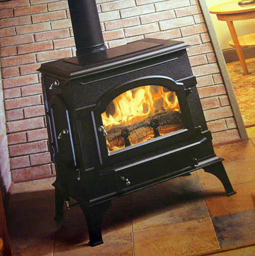 Wood Burning Stoves indoor-fireplaces