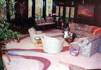 Swirls & Shapes contemporary-rugs