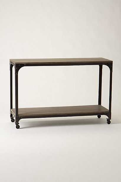 Decker Console Table rustic-console-tables